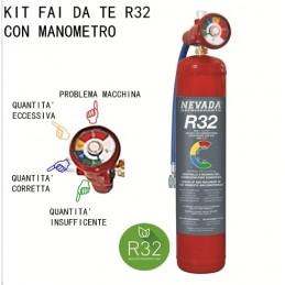 GAS R32 REFRIGERANTE...